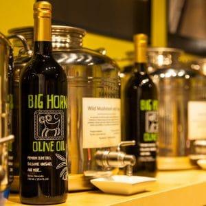 big horn olive oil