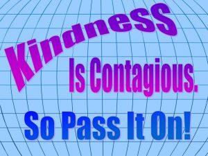 random acts kindness