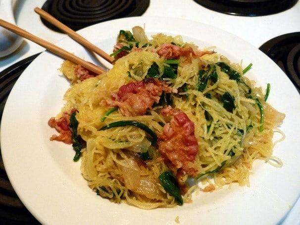 spaghetti squash bariatric